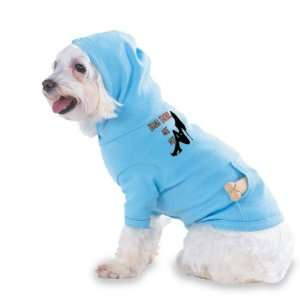 DRAMA TEACHERS Are Hot Hooded (Hoody) T Shirt with pocket for your Dog
