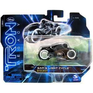 Tron Legacy Vehicle 1/50 Die Cast Sam Flynns Light Cycle