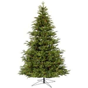 12 X 83 Norwood Fir Dura Lit 1900 Multi color Lights