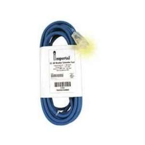 IMPERIAL 73907 HEAVY DUTY ALL WEATHER EXTENSION CORD 50