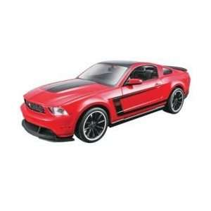 39269 1/24 AL 2012 Ford Mustang Boss 302 Toys & Games