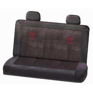 Dodge Ram Logo Bench Seat Cover Automotive