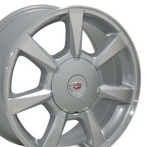 Factory Original CTS STS 4623 OEM Wheel Machined Fits Cadillac  Silver
