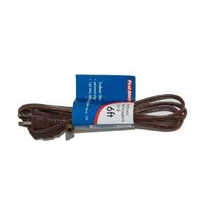 First Alert 6FICB6 Foot Indoor Extension Cord, Brown