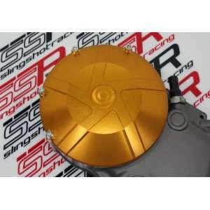 Ducati Gold Engine Clutch Cover Monster 620 695 750 800 Automotive