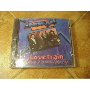 THE FREEZE CD THE LOVE TRAIN (DONE PASSED ME BY)