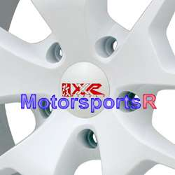 19 XXR Wheels Rims 518 White BMW 3 series 06 07 08 09