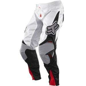 Fox Racing Platinum Pants   2010   30/White Automotive