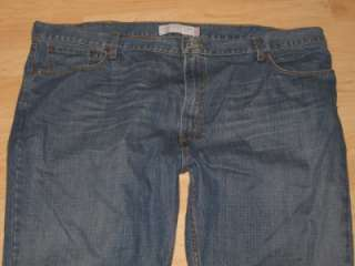 Mens Levis 527 Low Boot Cut jeans 46x30 46/30