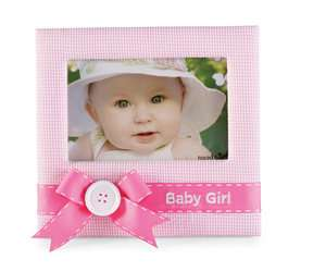 NWT Mud Pie Princess Baby Girl Picture Frame