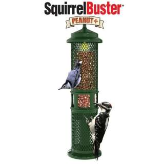 BROME SQUIRREL BUSTER PEANUT BIRD FEEDER BROME SQUIRREL BUSTER PEANUT