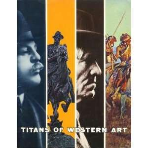 Titans of Western Art American Scene Gilcrease Institute