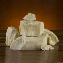 LB 8 OZ RAW PURE ORGANIC COCOA BUTTER UNREFINED