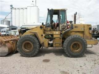 CAT CATERPILLAR 950 FRONT END WHEEL LOADER AC QUICK DET
