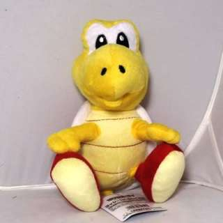 Name  New Nintendo Super Mario Red Koopa Troopa Plush Doll 19cm