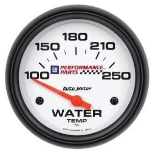 Auto Meter Phantom GM Performance Parts Analog Gauges Gauge, Phantom