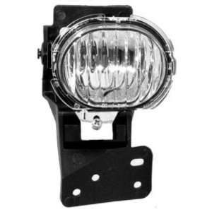 TKY CVG1002AALS Chevy Malibu Replacement Driver Fog Light