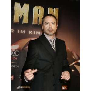 Robert Downey Jr HD 11x17 Iron Man Actor #05 HDQ