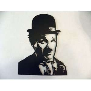 Decor Charlie Chaplin Home Theater Decor Metal Wall Art
