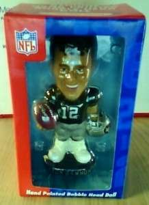 Rich Gannon Genuine Hand Painted Bobble Head Doll