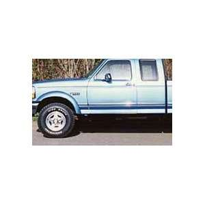 Extend A Fender Flares, Set of 4, for the 1992 Ford Bronco Automotive