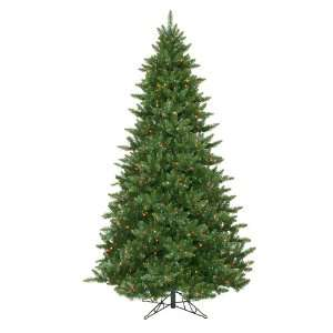 8.5 Pre Lit Full Camdon Fir Artificial Christmas Tree