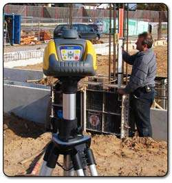 Spectra Precision Laser HV101GC 2 General Contractors Horizontal and