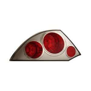 Anzo USA 221080 Mitsubishi Eclipse Chrome Tail Light Assembly   (Sold