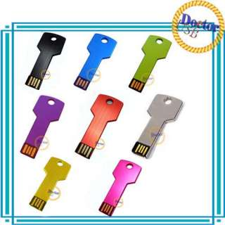 USB Drive 1GB 4GB 8GB 16GB USB Key 8 colours USB Flash Drive Promotion