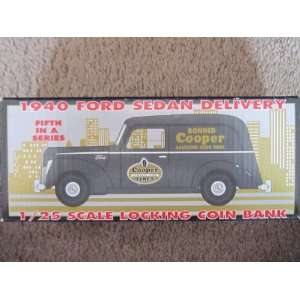 1940 Ford Sedan Delivery Cooper Tires #4251 Toys & Games