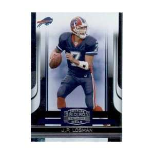 2006 Donruss Gridiron Gear #11 J.P. Losman  Sports