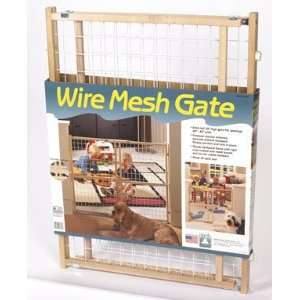 3 each North States Wire Mesh Gate (4613) Baby