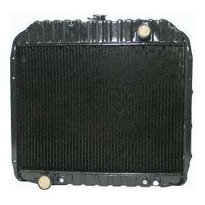 78 79 FORD BRONCO RADIATOR SUV, 8cyl; 5.8L; 351c.i. Standard Cooling