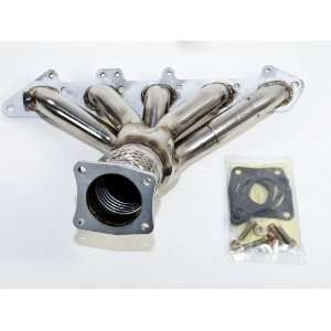 OBX Exhaust Header 94 99 VOLVO 850 S70 V70 70 Automotive