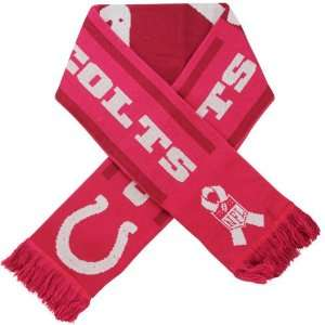 NFL Indianapolis Colts Pink Breast Cancer Awareness Team