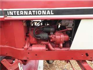 IH International Harvester Lowboy 3 Point Hitch