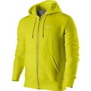 NIKE SQUAD FLEECE FULL ZIP HOODY (MENS)