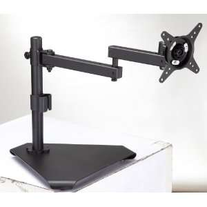 Monitor Desk Mount Stand Fully Adjustable Double Arm