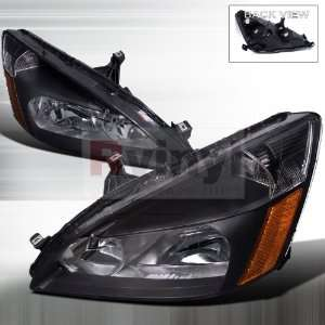 Honda Accord 2003 2004 2005 2006 2007 Euro Headlights