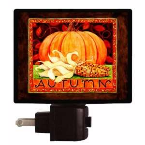 Fall and Autumn Night Light   Autumn   Pumkpin   LED NIGHT