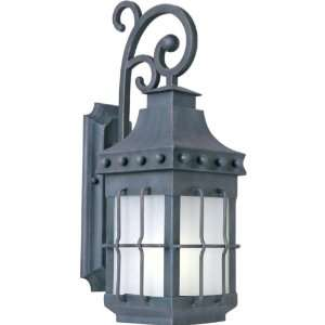 Maxim Lighting 85084FSCF Nantucket Outdoor Sconce, Country