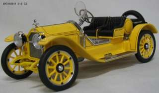 FRANKLIN MINT Precision Models 1915 Stutz Bearcat Roadster 124 Die