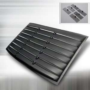 2005 2009 Ford Mustang Rear Window Louver Automotive