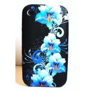 Silicone Skin Gel Cover Case for Apple Iphone 3G / 3Gs Electronics