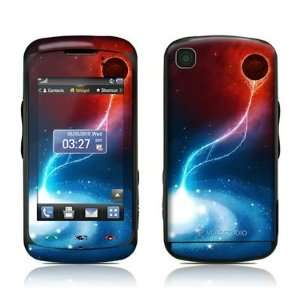 Black Hole Design Protective Skin Decal Sticker for LG