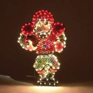 Kansas City Chiefs Nfl Light Up Player Lawn Decoration (44