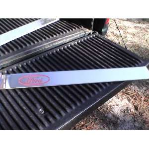 Ford Pickup 99 to 09 Side Kick Door Sill Plates Stainless