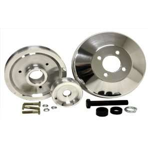 4.6L FORD MUSTANG COBRA GT 96 98 BILLET SERPENTINE PULLEY