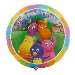Backyardigans 18 Foil Mylar Party Balloon Toys & Games