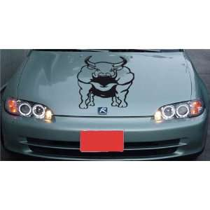 ACURA HOOD DECAL sticker FIT ANY CAR BULL